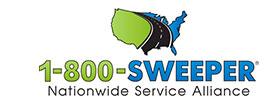 1-800-Sweeper Logo