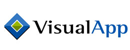 Visual App Logo
